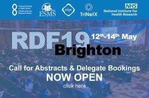2019 Annual NHS R&D Forum